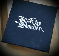 Rock by Sweden - Nahkaranneke