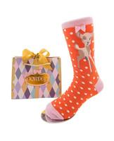 Lasten sukat bambit, useita kokoja