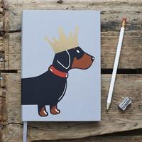 Koira-aiheinen muistikirja, erilaisia