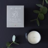 Vegaaninen tuoksukynttilä