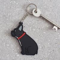Avaimenperä ranskanbulldoggi