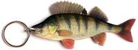 Kala-aiheinen avaimenperä, eri lajeja