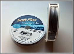 SoftFlex® -vaijeri, keskivahva 0,48 mm, 49 säikeinen, 9 m kela