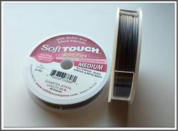 SoftTouch® -vaijeri, keskivahva 0,48 mm, 49 säikeinen, 9 m kela