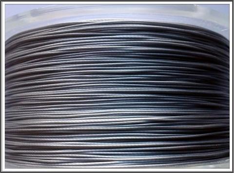 SoftFlex® -vaijeri, keskivahva 0,48 mm, 49 säikeinen, metreittäin