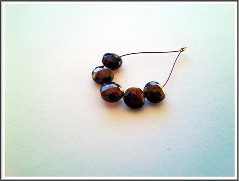 Granaatti AA, Ø 6 mm, kolikko, 5 kpl