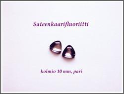 Fluoriitti AA, 10 mm kapussi, kolmio, PARI