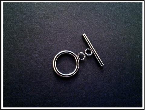 Riimulukko pyöreä 16 mm, ruostumaton teräs