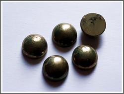 Pyriitti, Ø 12 mm pyöreä kapussi
