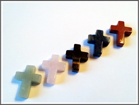 Kiviriipus Risti, eri kivilajeja