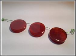 Karneoli, Ø 20 mm, kolikko, sivuporattu