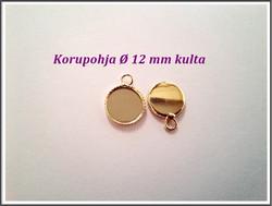 Korupohja Ø 12 mm kapussille, eri värejä