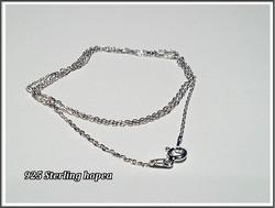 Ankkuriketju .925 hopeaa, 45 cm