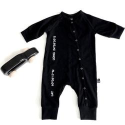 Vauvan Harmajahaalari, musta