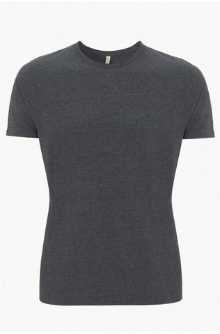 Unisex t-paita kierrätysmateriaalista, miehille sekä naisille