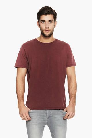Stone Wash, kulunut pinta. T-paita.  XL koko