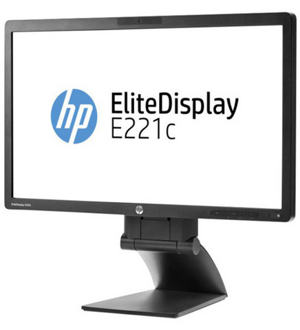 HP EliteDisplay E221c 22