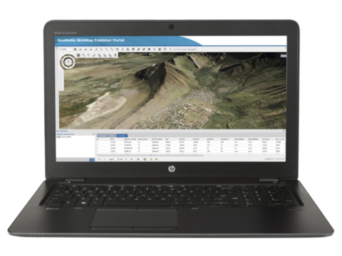 HP ZBook 15u G3 Mobile Workstation i7/32GB/256SSD/FHD/AMD tilaustuote.