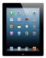 Apple iPad2 16GB Wi-Fi only 2nd Gen. - musta