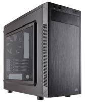 Carbide Series™ 88R MicroATX Mid-Tower Case