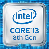Intel Coffee Lake i3-8100, LGA1151, 3.6 GHz, 6MB prosessori