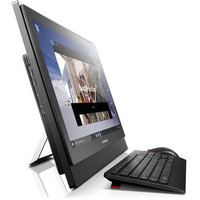 Lenovo ThinkCentre S500z All-in-One i3/8GB/240SSD/kosketusnäyttö