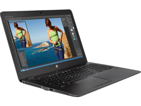 HP ZBook 15u G3 Mobile Workstation Core i7/32GB/256SSD + 1.0TB/FHA/AMD/A