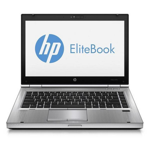 HP Elitebook 2560p i5/4GB/250GB/HD/B.
