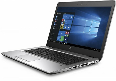 HP Elitebook 840 G4 i5-7200U 2.5 GHz FHD Win10 16/128 SSD