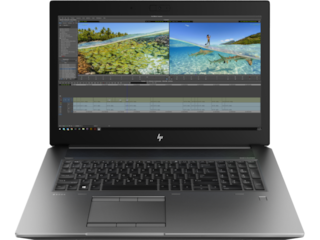 HP ZBook 17 G4 Mobile Workstation i7 32GB/512SSD/FHD/Nvidia/A