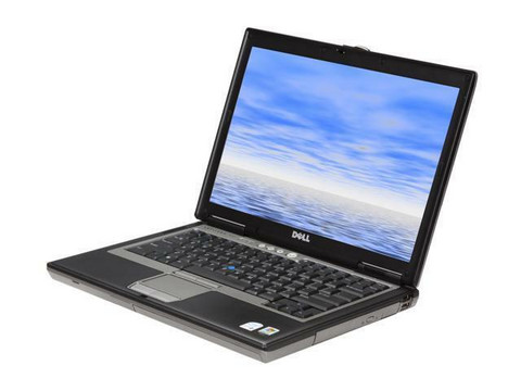 DELL Latitude D620 CoreDuo T2300 1.66 GHz 2.5/60 Gb XP Pro Eng myyty