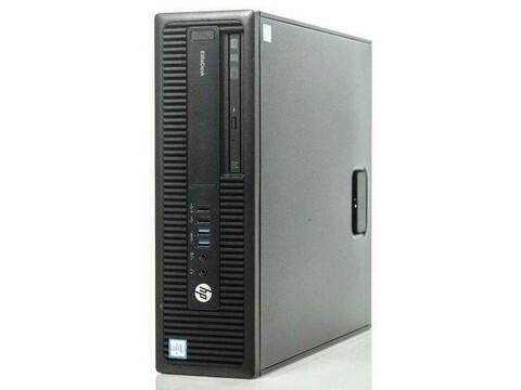 Hp ProDesk 600 G2 SFF Pentium G4400 3,3 GHz  4GB/500Gb/Pori