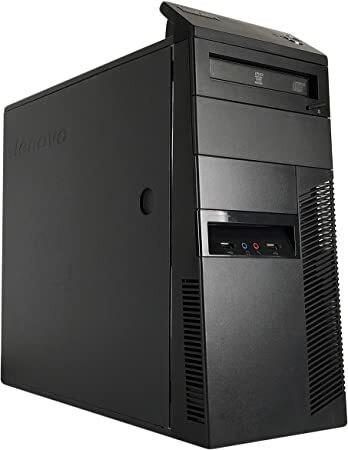 Lenovo ThinkCentre M81 Tower Core i5-2400 4/120SSD Gb  Radeon HD 3650