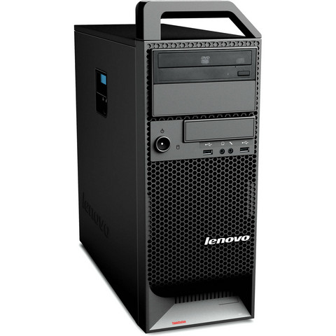 Lenovo ThinkStation S20 Xeon W3550 24GB/128 SSD + 1.0 Tb Quadro 2000