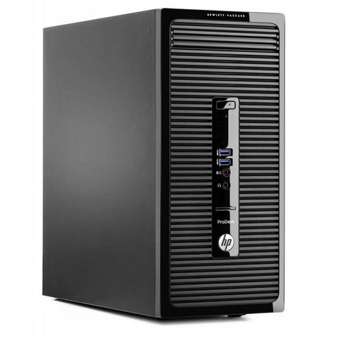 HP ProDesk 400 G2 Minitower Core i3-4160 3.6 GHz Win 10 Pro 8/128 SSD.