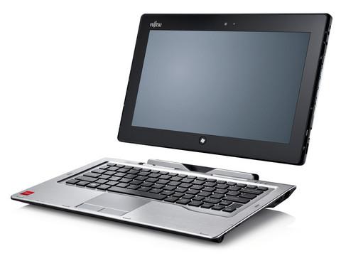 Fujitsu Stylistic Q702 yhdistelmätablet i3 4GB/128SSD/kosketys HD/Pori
