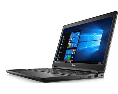 Dell Latitude 5580 Core i5-6300U 2.4 GHz FHD Win10 Pro 12/256SSD/A.