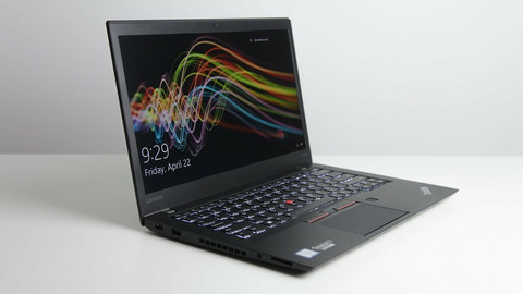 Lenovo Thinkpad T460s Core i7-6600U 2.6 GHz FHD Win10 Pro 12/256SSD/A.