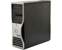 DELL Precision T3500 Xeon W3550 3.07 GHz 12 Gb 128 SSD + 1.0 Tb Win 10 Pro Quadro FX1800.