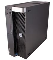 DELL Precision T3610 Xeon E5-1607 v2 3.0 GHz 16/240 SSD + 1.0 Tb Win10 Pro Quadro K2000.