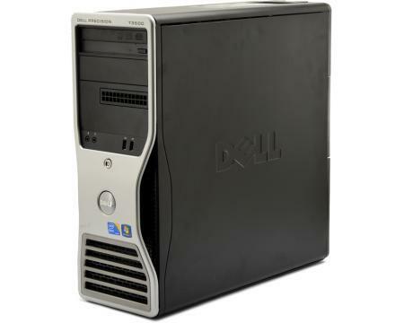 DELL Precision T3500 Xeon W3550 3.07 GHz 24Gb/120SSD+ 1 Tb SATA Win 10 Pro Quadro 2000.