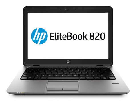 HP Elitebook 820 G2 i58GB/240SSD/kosketusnäyttö FHD