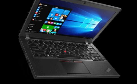 Lenovo ThinkPad X260 /i5-6300U/16GiB/256GB SSD/12.5inch + Windows 10 HOME