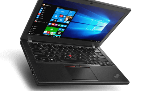 Lenovo ThinkPad X260 /i5-6300U/16GiB/256GB SSD/12.5inch + Windows 10 PRO