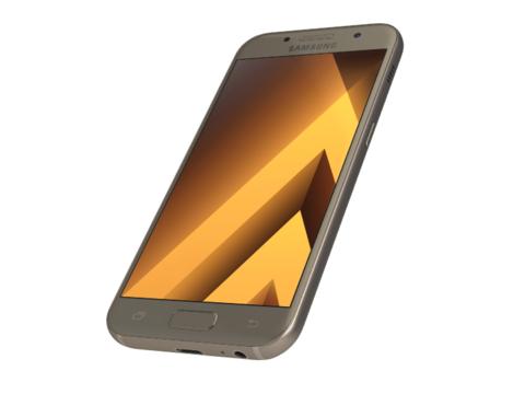 Samsung Galaxy A3 (2017) puhelin myyty