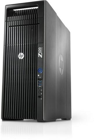 HP Z620 Workstation Intel Xeon E5-1620 3.6 GHz Win10 Pro 32 Gb 240 Gb SSD + 1 kpl 1.0 Tb Quadro K2000 Bluray.
