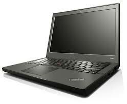 Lenovo ThinkPad X240 i5-4300U 1.9 GHz FHD IPS Win 10 Pro 8/480 SSD - uusi näyttö/A.