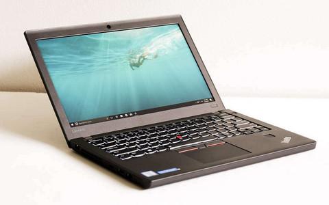 Lenovo ThinkPad X270 i5 8GB/512 nvme/HD TN