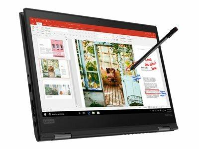 2-in-1 Lenovo X390 Yoga i5 8GB/512 SSD/kosketus FHD IPS  Touch