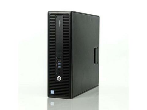 HP Elitedesk 800 G2 SFF i5 8GB/512GB SSD/Pori.